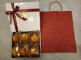 6個用ギフト箱(箱の中身をご指定ください)贈答用紙袋付き